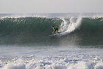 Surfing at the Rincon Classic
