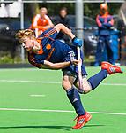 UTRECHT - Oranje v Jong Oranje. Mink van der Weerden.   . COPYRIGHT KOEN SUYK