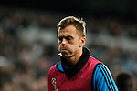 Real Madrid´s Cheryshev during 2015/16 Champions League soccer match between Real Madrid and Malmo at Santiago Bernabeu stadium in Madrid, Spain. December 08, 2014. (ALTERPHOTOS/Victor Blanco)
