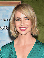 HOLLYWOOD, CA - OCTOBER 04: Ashleigh Brewer attends the HBO Films' 'My Dinner With Herve' Premiere at Paramount Studios on October 4, 2018 in Hollywood, California.<br /> CAP/ROT/TM<br /> &copy;TM/ROT/Capital Pictures