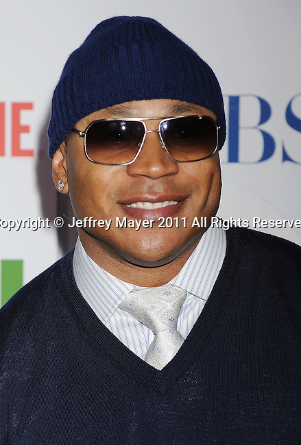 BEVERLY HILLS, CA - AUGUST 03: LL Cool J arrives at the TCA Party for CBS, The CW and Showtime held at The Pagoda on August 3, 2011 in Beverly Hills, California.