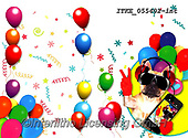 Isabella, CHILDREN BOOKS, BIRTHDAY, GEBURTSTAG, CUMPLEAÑOS, paintings+++++,ITKE055402-INT,#BI#, EVERYDAY ,balloons