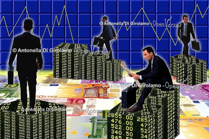 Economia e finanza.Economy and finance......