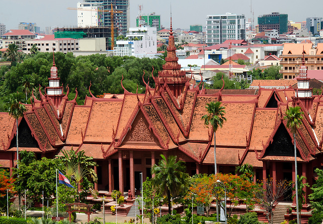 National Museum Phnom Penh