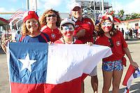 Selección 2014 Amistoso Chile vs Haiti PREVIA