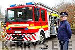 Maurice O'Connell Killarney Fire Brigade