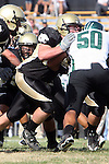 October 9, 2009: Mitch Seymour (#75), Rheid Thill (South #50)