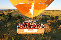 20150313 March 13 Hot Air Balloon Gold Coast