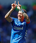 12.05.2019 Rangers v Celtic: James Tavernier celebrates