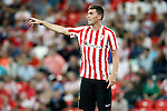 Athletic de Bilbao's Aymeric Laporte during La Liga match. August 28,2016. (ALTERPHOTOS/Acero)