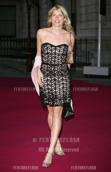 Meredith Ostrum arriving for the Royal Academy of Arts Summer Exhibition Preview Party 2010, London. 09/06/2010  Picture by: Alexandra Glen / Featureflash