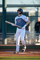 Haden Youngblood during the Under Armour All-America Tournament powered by Baseball Factory on January 18, 2020 at Sloan Park in Mesa, Arizona.  (Mike Janes/Four Seam Images)