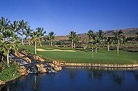 Ko Olina Resort golf course, #18