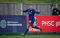 Charlton Athletic Women v Chelsea Women - FA Cup 4th round - 26.01.2020