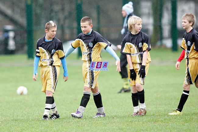 HOLLAND AND BLAIR v DOVER ATHLETIC<br /> KENT YOUTH LEAGUE U13 SOUTH THE GARRISON GROUND <br /> SUNDAY 11TH DECEMBER 2011