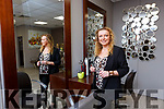 Triona O'Shea Killarney hairdresser who is starting her own business