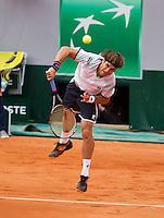 26-05-13, Tennis, France, Paris, Roland Garros,   Ferrer