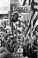 Manhattan, New York City, New York - April 22, 1970 <br />