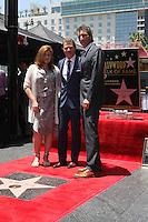 Bobby Flay, business associates at the Bobby Flay Hollywood Walk of Fame Ceremony, Hollywood, CA 06-02-15<br /> David Edwards/DailyCeleb.com 818-249-4998