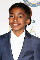 LOS ANGELES - FEB 10:  Miles Brown at the Non-Televisied 48th NAACP Image Awards at Pasadena Conference Center on February 10, 2017 in Pasadena, CA