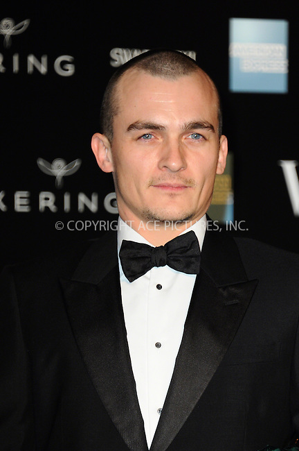 WWW.ACEPIXS.COM<br /> <br /> March 12 2015, London<br /> <br /> Rupert Friend at the Alexander McQueen: Savage Beauty Gala at the V&amp;A Museum on March 12 2015in London<br /> <br /> By Line: Famous/ACE Pictures<br /> <br /> <br /> ACE Pictures, Inc.<br /> tel: 646 769 0430<br /> Email: info@acepixs.com<br /> www.acepixs.com