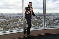 Tommy Fury during a Press Conference at the BT Tower on 11th November 2019