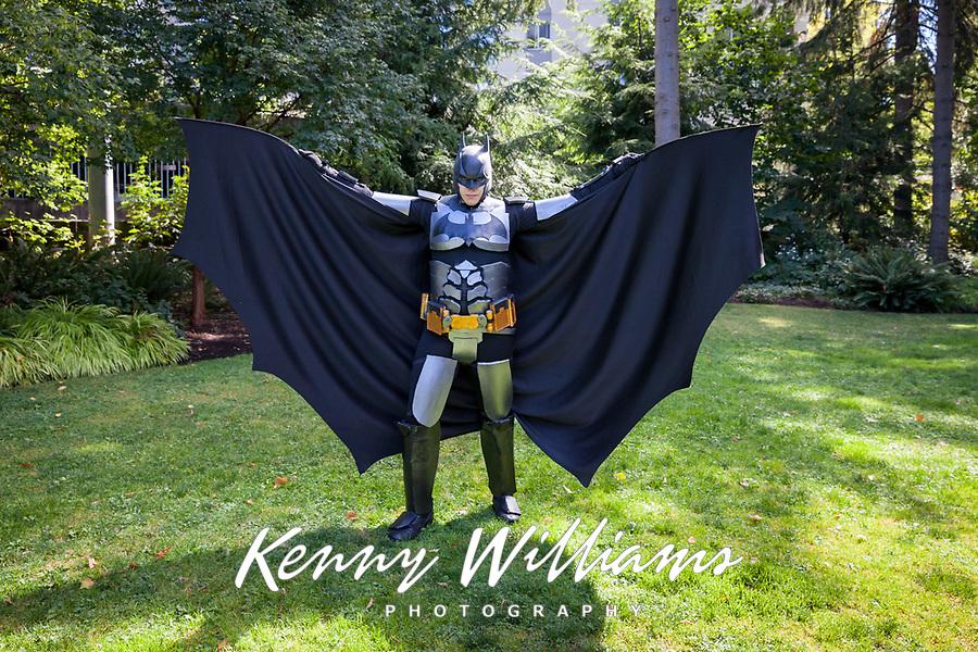 Batman Cosplay, Pax West 2016, Seattle, WA, USA.