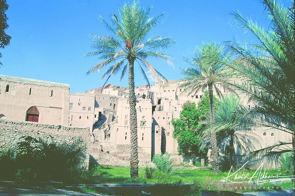 Barkat Al-Moz old village at Nizwa city in the Dakhilyah governate