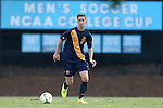 29 August 2014: Cal's Joshua Morton. The University of North Carolina Tar Heels hosted the University of California Bears at Fetzer Field in Chapel Hill, NC in a 2014 NCAA Division I Men's Soccer match. North Carolina won the game 3-1.
