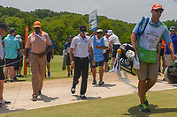 Brian Gay (USA) approaches 10 during round 3 of the AT&amp;T Byron Nelson, Trinity Forest Golf Club, at Dallas, Texas, USA. 5/19/2018.<br /> Picture: Golffile | Ken Murray<br /> <br /> <br /> All photo usage must carry mandatory copyright credit (&copy; Golffile | Ken Murray)