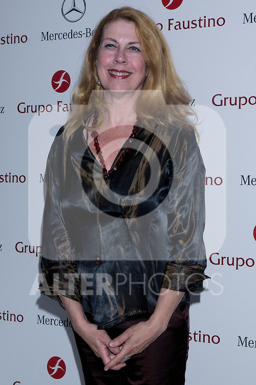 08.05.2012. IV Edition of the International Theatre for authors Novice Agustin Gonzalez has taken place in the Beef Place Restaurant in Madrid. In the picture: Amparo Climent  (Alterphotos/Marta Gonzalez).