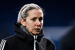 Sheffield United manager Carla Ward during the The FA Women's Championship match at the Proact Stadium, Chesterfield. Picture date: 12th January 2020. Picture credit should read: James Wilson/Sportimage
