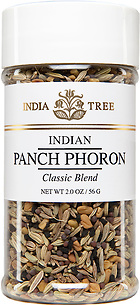30553 Panch Phoron, Small Jar 2 oz, India Tree Storefront