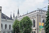 Haus Große Gilde (Liela gilde) in Riga, Lettland, Europa, Unesco-Weltkulturerbe