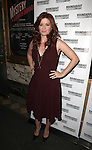 Debra Messing attending the Broadway Opening Night Performance of 'The Mystery of Edwin Drood' at Studio 54 in New York City on 11/13/2012