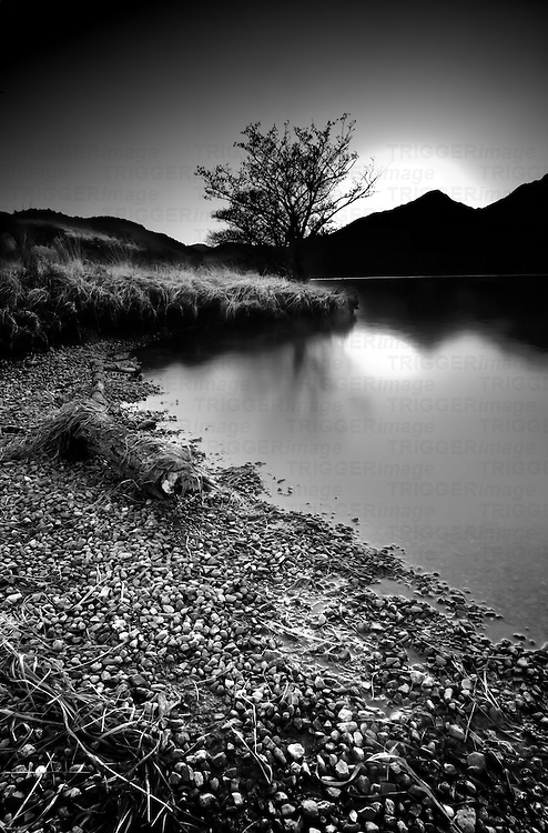 Taken at Llyn Gwynant during a tour of North Wales