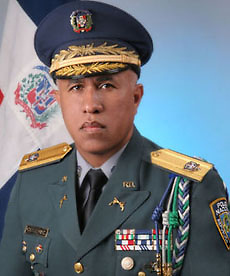 General de Brigada, Manuel E. Castro Castillo, P.N.