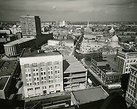 1961 March 7..Redevelopment.Downtown North (R-8)..Downtown Progress..North View from VNB Building..HAYCOX PHOTORAMIC INC..NEG# C-61-5-59.NRHA#..