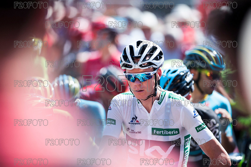 Castellon, SPAIN - SEPTEMBER 7:  during LA Vuelta 2016 on September 7, 2016 in Castellon, Spain