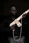 Papy Miruho, 30 ans, 3 ans dans les groupes armés, de 14 à 17 ans.