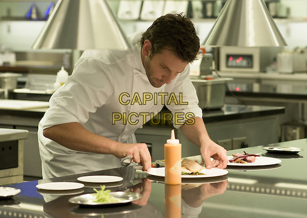 BURNT (2015)<br /> BRADLEY COOPER<br /> *Filmstill - Editorial Use Only*<br /> CAP/FB<br /> Image supplied by Capital Pictures