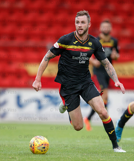 Christie Elliott, Partick Thistle