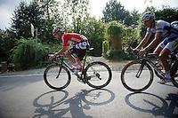 Tosh Van der Sande (BEL/Lotto-Belisol)<br /> <br /> GP Impanis 2014