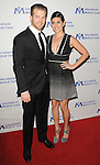 Jamie-Lynn Sigler and Cutter Dykstra attending the International Medical Corps 2014  Annual Awards Celebration held at The Beverly Wilshire Hotel Los Angeles, CA. October 22, 2014.