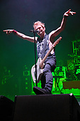 SUM 41 - DeryckWhibley - performing live at the Academy Brixton in London UK - 02 Mar 2017.  Photo credit: Paul Harries/IconicPix