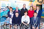 Kerry Mayor Norma Foley launched the Milltown Fleadh on Friday evening front row l-r: Vincent Prendergast, Norma Foley. Back row: Sheila Hurley, JohnJoe Harmon, Chris Horan, Deirdre O'Gorman and Mary O'Shea