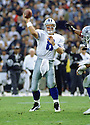 Dallas Cowboys Troy Aikman (8) during a game from his 1995 season. Troy Aikman played for 12 years, all with the Cowboys, was a 6-time Pro Bowler and was inducted to the Pro Football Hall of Fame in 2006.