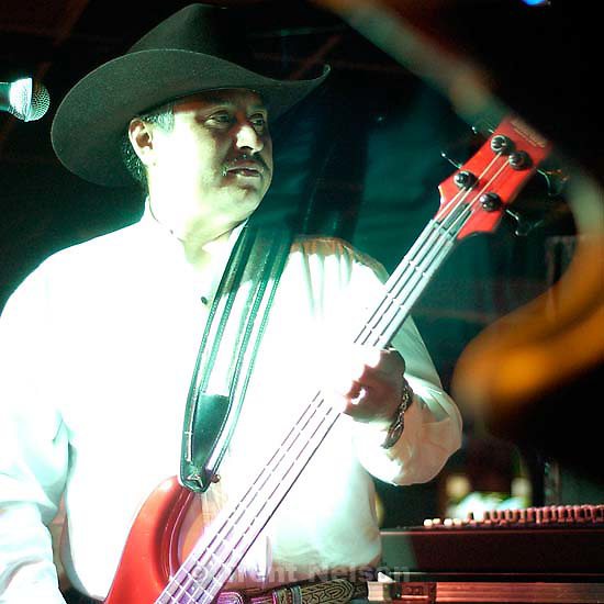 Alegria Nortena, a band from Salt Lake City, plays at the Ramba Club in Kearns.&amp;#xA;; 03.28.2003, 11:37:03 PM<br />