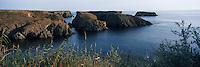 Europe/France/Bretagne/56/Morbilhan/Belle-Ile/Bangor: Port Goulphar