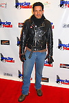 "JAIME GOMEZ. Celebrities participate in ""Ride 4 Haiti: Los Angeles,"" a motorcycle ride to benefit Hollywood Unites for Haiti, founded by Haitian-born actor, Jimmy Jean-Louis. Los Angeles, CA, USA.  February 27, 2010."